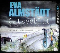 Ostseeblut / Pia Korittki Bd.6 (4 Audio-CDs) - Almstädt, Eva
