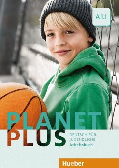 Planet Plus A1.1. Arbeitsbuch - Kopp, Gabriele; Alberti, Josef; Büttner, Siegfried