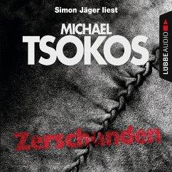 Zerschunden / Fred Abel Bd.1 (4 Audio-CDs) - Tsokos, Michael; Gößling, Andreas