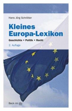 Kleines Europa-Lexikon