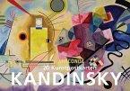 20 Kunstpostkarten Kandinsky