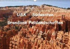 USA - Südwesten (Wandkalender 2016 DIN A3 quer)
