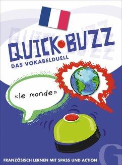 QUICK BUZZ - Das Vokabelduell - Französisch (Sp...