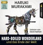 Hard-boiled Wonderland und Das Ende der Welt, 3 MP3-CDs