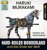 Hard-boiled Wonderland und Das Ende der Welt, 3 MP3-CD