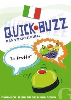 QUICK BUZZ - Das Vokabelduell - Italienisch (Sp...