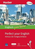 Englisch ganz leicht - Perfect your English, 5 Audio-CDs + Begleitheft + MP3-Download