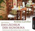 Das Lächeln der Signorina / Commissario Montalbano Bd.17 (4 Audio-CDs)