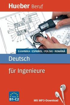 Deutsch für Ingenieure. Griechisch, Spanisch, P...