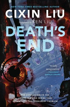 The Three-Body Problem 3. Death's End - LIU, CIXIN