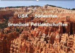 USA - Südwesten (Wandkalender 2016 DIN A2 quer)