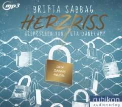 Herzriss, Audio-CD - Sabbag, Britta