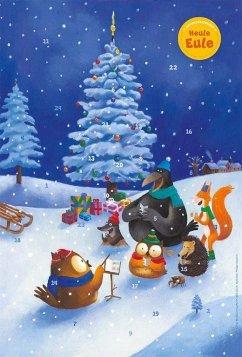 Heule Eule Weihnacht - Goossens, Philippe