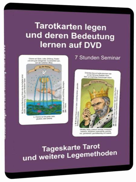 tarotkarten legen und deren bedeutung lernen auf dvd. Black Bedroom Furniture Sets. Home Design Ideas