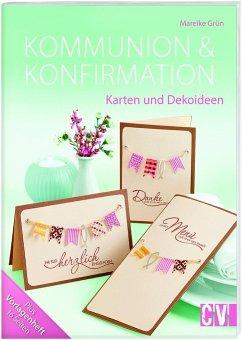 Kommunion & Konfirmation - Grün, Mareike