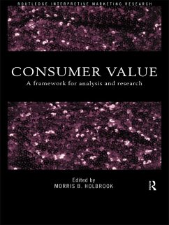 Consumer Value (eBook, ePUB)