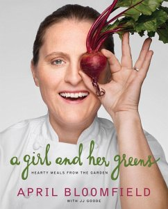 A Girl and Her Greens (eBook, ePUB) - Bloomfield, April; Goode, Jj