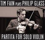 Partita For Solo Violin