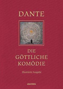 Die göttliche Komödie (Illustrierte Iris®-LEINEN-Ausgabe) - Dante Alighieri