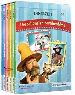 ZEIT-Edition: Die schönsten Familienfilme, 10 DVDs