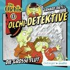 Die große Flut / Olchi-Detektive Bd.13 (Audio-CD)
