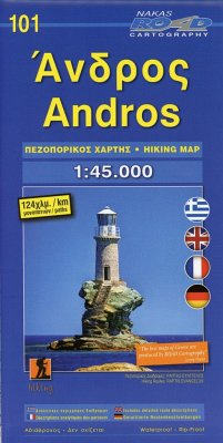 Andros 1 : 50 000