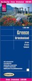 Reise Know-How Landkarte Griechenland; Greece / Grèce / Grecia