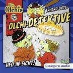 Ufo in Sicht! / Olchi-Detektive Bd.14 (1 Audio-CD)