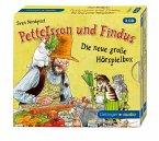 Die neue große Hörspielbox / Pettersson & Findus (3 Audio-CDs)