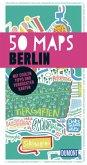 DuMont 50 Maps Berlin