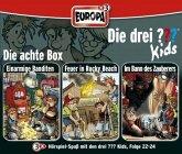 Die drei ???-Kids, 3er Box, 3 Audio-CDs