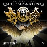 Der Metatron / Offenbarung 23 Bd.57 (1 Audio-CD)