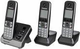 Panasonic KX-TG6723GB Telefon schnurlos schwarz