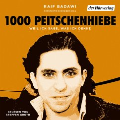 1000 Peitschenhiebe (MP3-Download) - Badawi, Raif