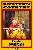 WESTERN COUNTRY 81: Tag der Abrechnung (eBook, ePUB)