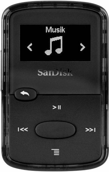 sandisk clip jam mp3 player instructions