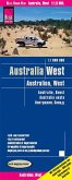 Reise Know-How Landkarte Australien, West / Australia, West