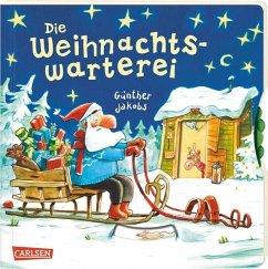 Die Weihnachtswarterei - Jakobs, Günther