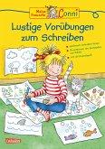 Lustige Vorübungen zum Schreiben / Conni Gelbe Reihe Bd.21