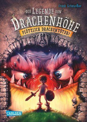 Buch-Reihe Die Legende von Drachenhöhe von Frank Schmeißer