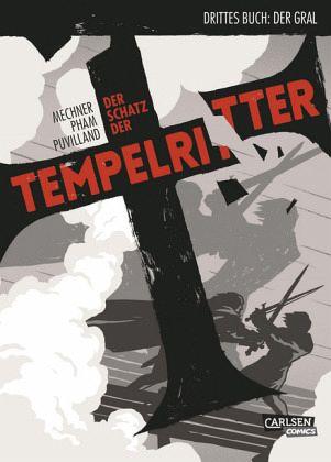 Buch-Reihe Der Schatz der Tempelritter