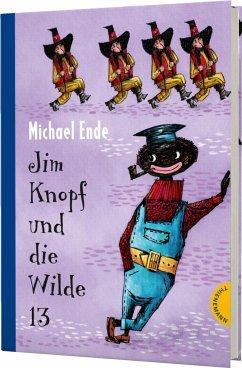 Jim Knopf und die Wilde 13. Kolorierte Neuausgabe - Ende, Michael