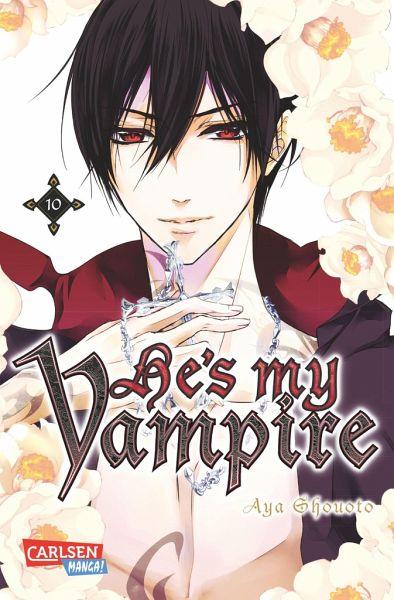 Buch-Reihe He's my Vampire