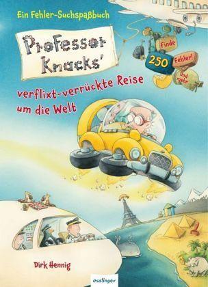 Buch-Reihe Professor Knacks