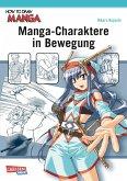 Manga-Charaktere in Bewegung / How to draw Manga Bd.18
