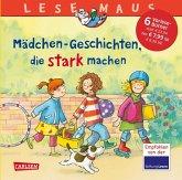 LESEMAUS Sonderbände: Mädchen-Geschichten, die stark machen