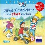 LESEMAUS Sonderbände: Jungs-Geschichten, die stark machen