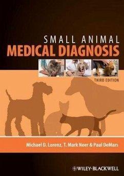 Small Animal Medical Diagnosis (eBook, PDF)