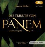 Die Tribute von Panem 1-3 - Gesamtausgabe, 6 MP3-CDs