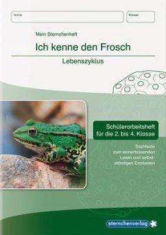 Ich kenne den Frosch - Lebenszyklus